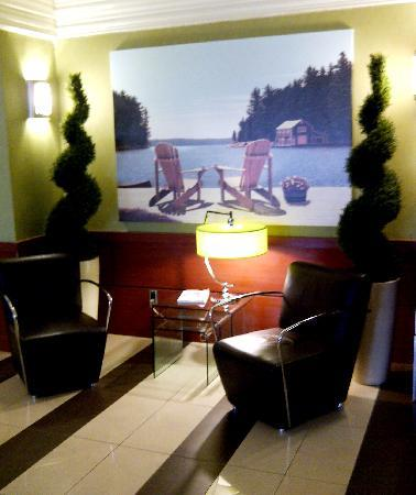 Comfort Inn Toronto Airport: lobby