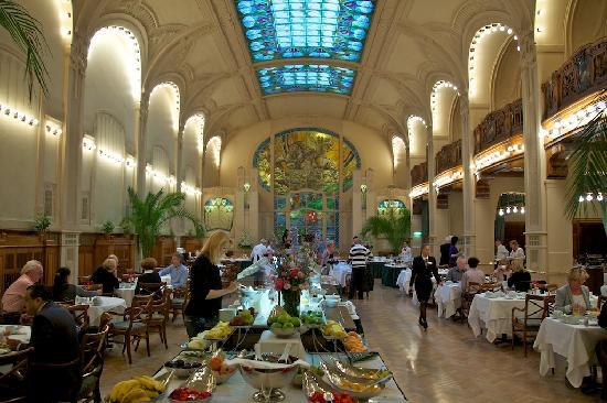 Belmond Grand Hotel Europe: Breakfast buffet
