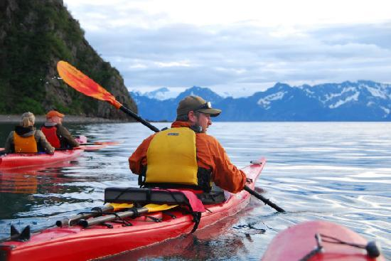 Seward, Alaska: provided by: Seward Chamber of Commerce