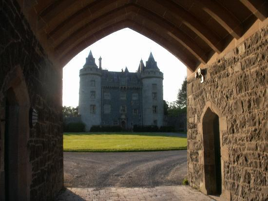 "Dufferin Coaching Inn: The ""Fairytale Castle"" at Killyleagh"