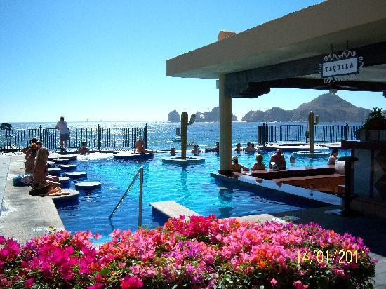 Hotel Riu Santa Fe Pool