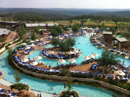 Awesome Water Park Picture Of Jw Marriott San Antonio