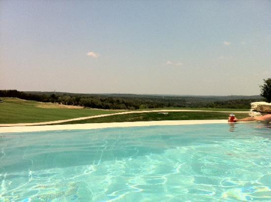 Jw Marriott San Antonio Hill Country Resort Spa S Only Infinity Pool