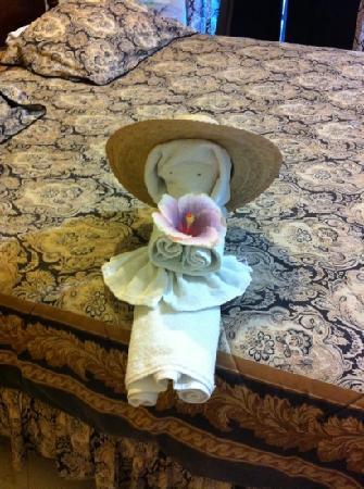 Hotel Villa del Mar: muy ingenioso, buen detalle