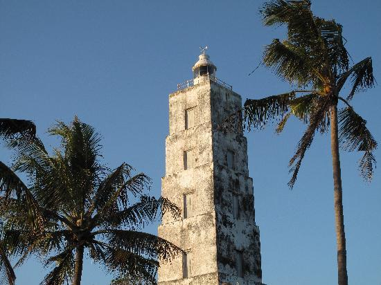 Chumbe Island Coral Park: HIstoric lighthouse tours