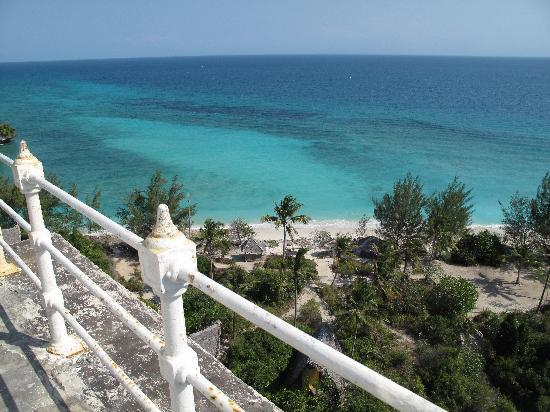 Chumbe Island Coral Park: Lovely views from lighthouse
