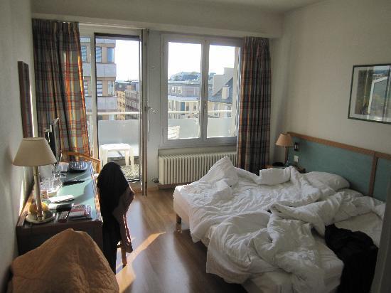 Suisse Hotel: Zimmer 609