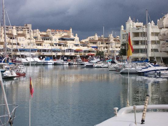 Benalmadena, İspanya: Marina