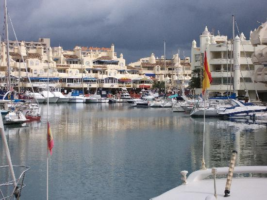 Benalmadena, สเปน: Marina