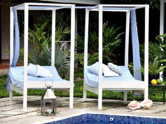 VIP Hotel Playa Negra: Hamacas