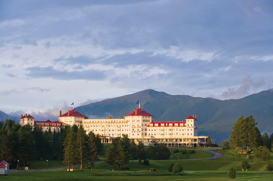Bretton Woods, NH: Omni Mount Washington Hotel