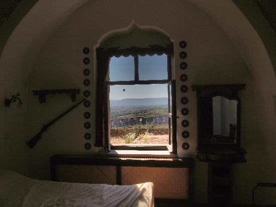 Kilim Pension: Room 2 with a view