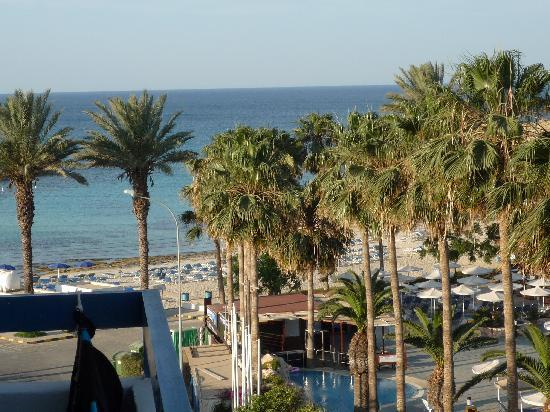 Anonymous Beach Hotel: view from room