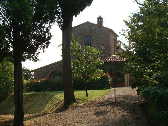 Relais Il Vallone: facciata