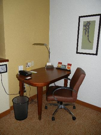 Hyatt Place Wolfchase Galleria: Desk Area