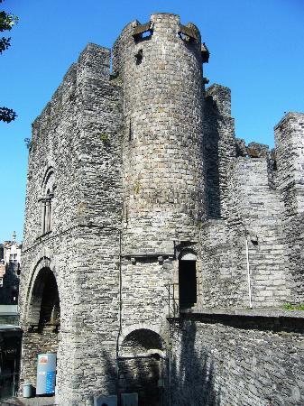 Gante, Bélgica: Gent castle