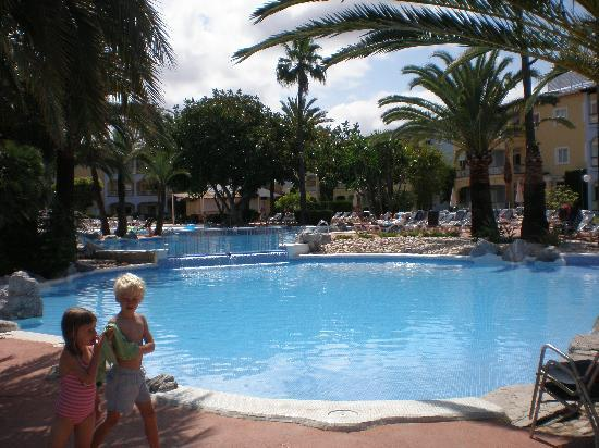 Alcudia Garden Aparthotel: Pool 2
