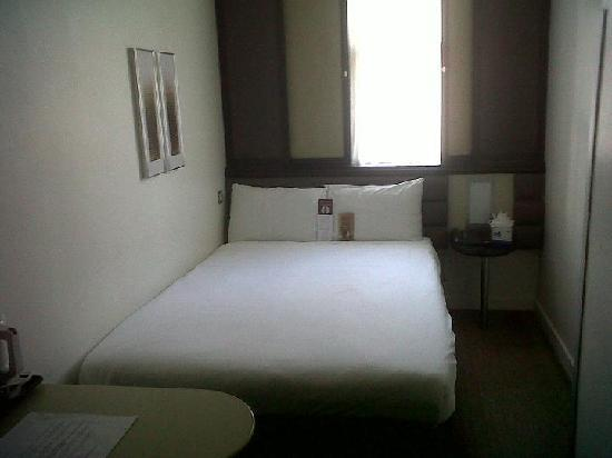 Double Bed Room Tiny I Use It For Single Accupance Picture Of