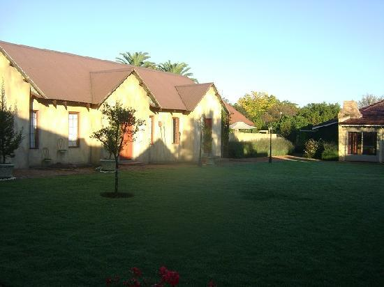 Lydenburg, Sydafrika: So well kept... inside and outside