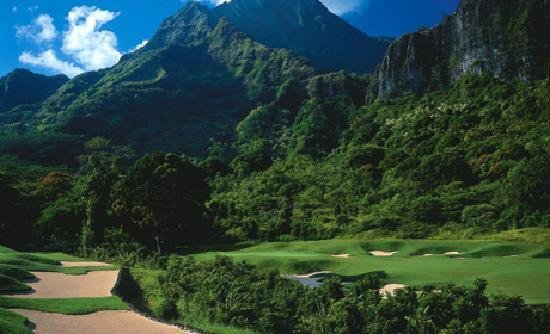 Ko'olau Golf Club Hawaii best challenge