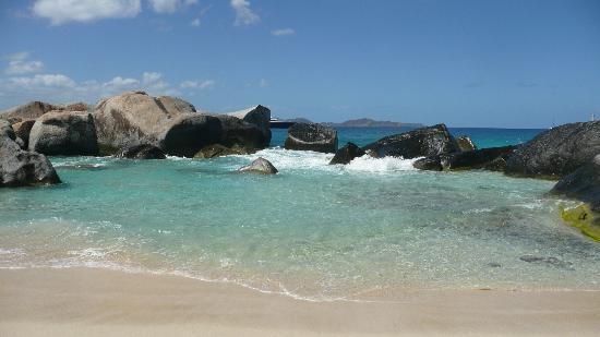 The Baths: paradise...