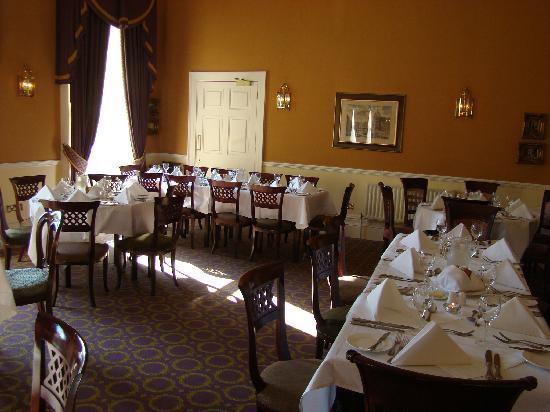 Faithlegg House Hotel & Golf Resort: Dining room