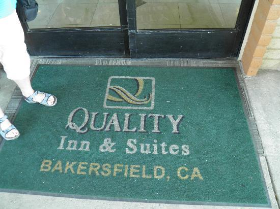Quality Inn & Suites: Welcome
