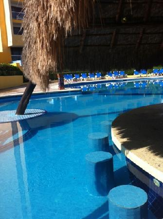 Melia Vacation Cozumel Golf - All Inclusive: adult pool