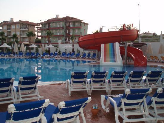 Narcia Resort Hotel: Big pool with slides