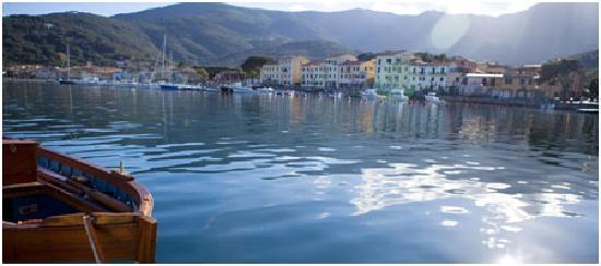 Il Magnifico Elba Resort: Marciana Marina is a cherming exclusive village