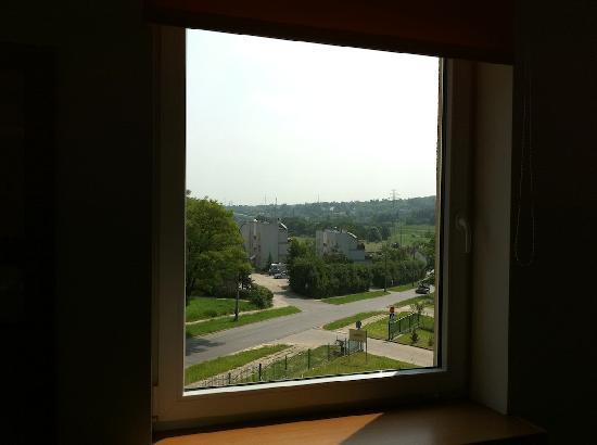 Hotel Artur : a view