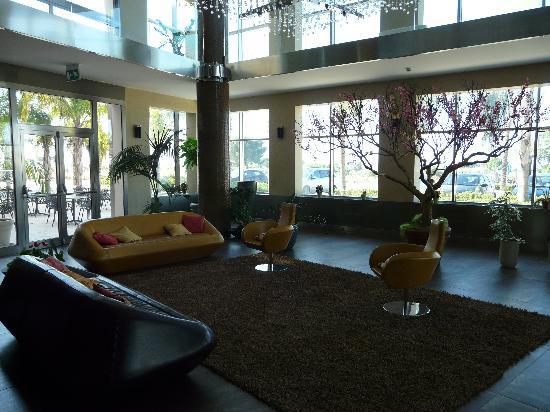 Esperidi Park Hotel: La HALL