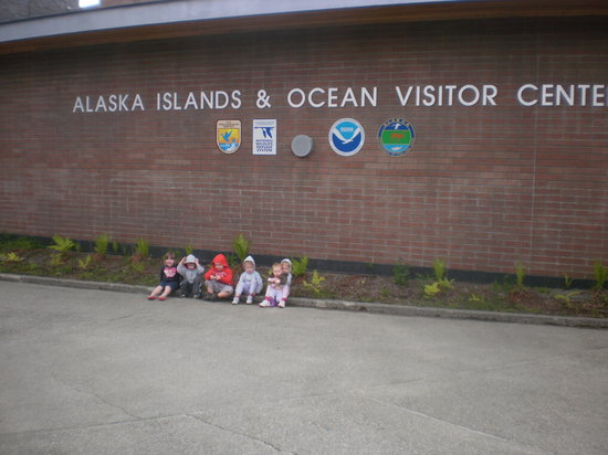 Alaska Islands and Ocean Visitor Center Photo