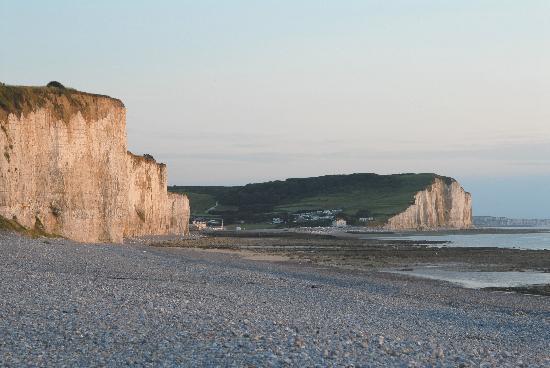 Royal Albion Hotel: coast