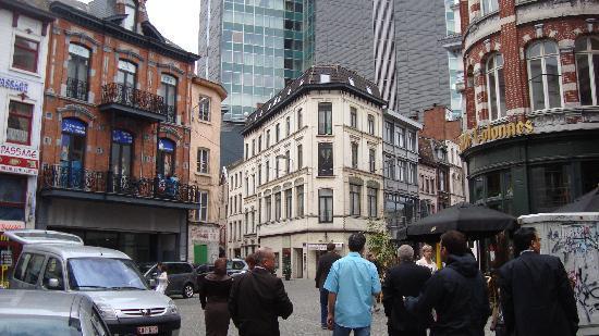 Charleroi, Bélgica: Kent Merkezi