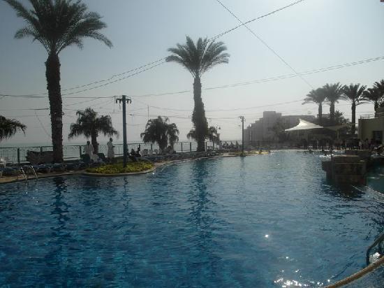Leonardo Plaza Hotel Dead Sea: Swimming pool