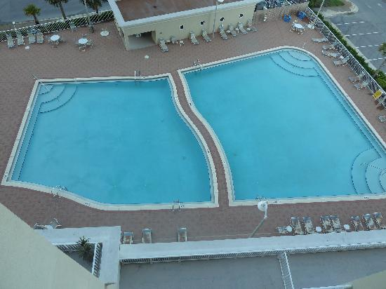 Ariel Dunes at Seascape Resort: pools for Ariel Dunes II
