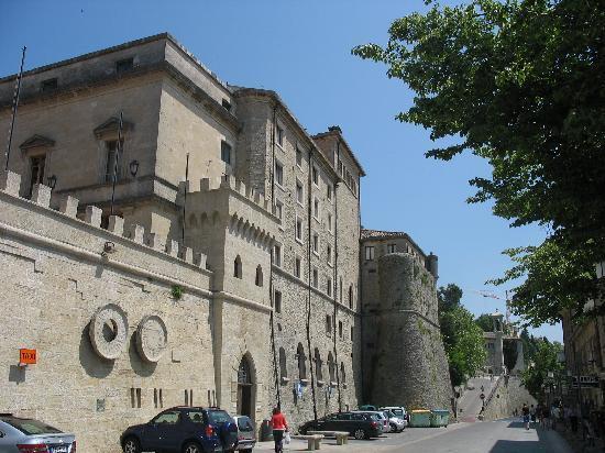 Saint-Marin : City of San Marino