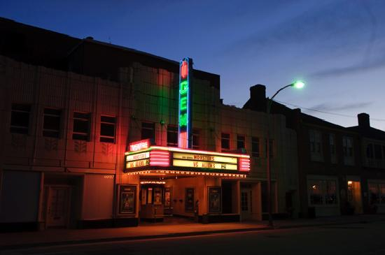 Unique Gym theater Kannapolis north Carolina