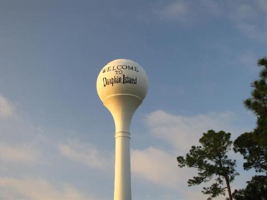 Dauphin Island Water Tower