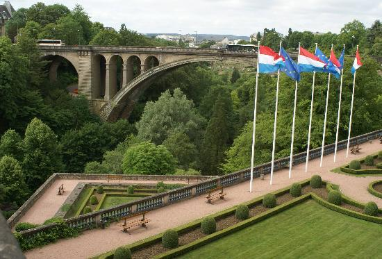 Camping Birkelt: Luxembourg City