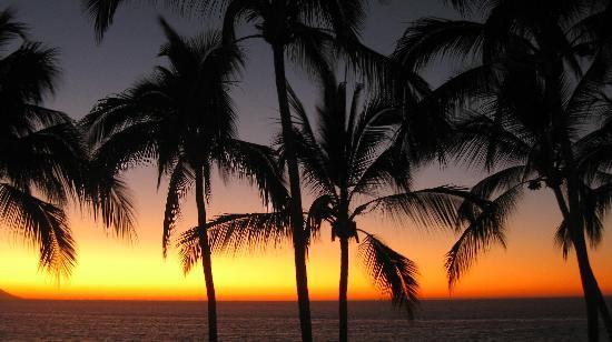 View of Banderas Bay from Lindo Mar, Puerto Vallarta