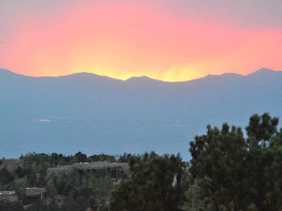 سانتا في, نيو مكسيكو: Santa Fe Sunset1