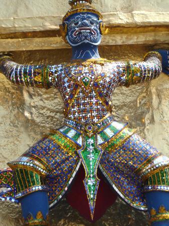 Bangkok, Tailandia: GRAND PALACE