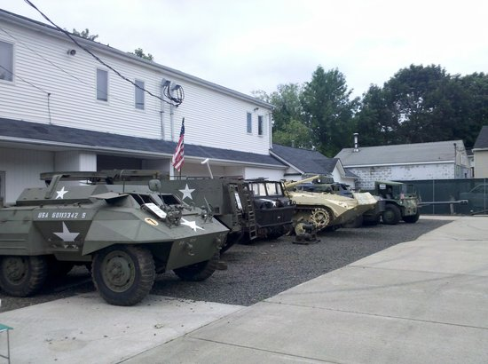 ‪Military Museum of Southern New England‬