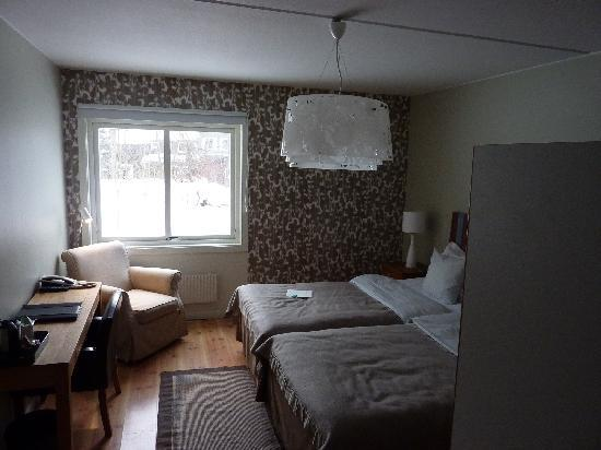 Hotel Aregarden: Room