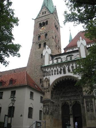 Аугсбург, Германия: Church