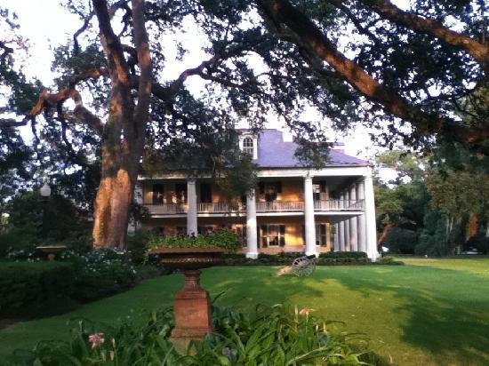View From The Front Picture Of Houmas House Plantation And Gardens Darrow Tripadvisor