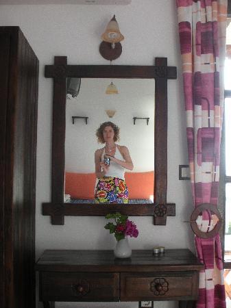Faros Villa Small Hotel : My room