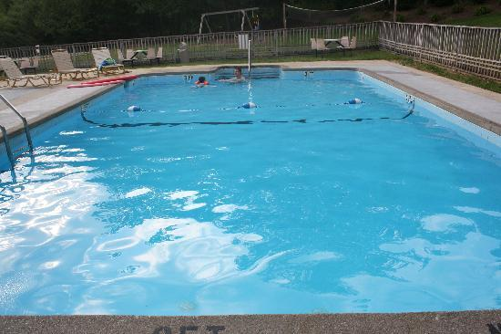 Alpen Acres Motel: Pool